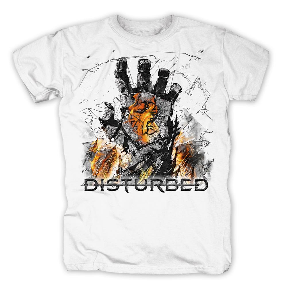 Smolder von Disturbed - T-Shirt jetzt im Disturbed Shop